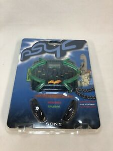 *UNOPENED* Sony Walkman PSYC WM-PSY02 Digital Tuning w Bumper Guard & Chain