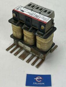 TCI KDRA1H KDR Drive Reactor 3.4 AMPS 3PH 50/60HZ *WARRANTY*