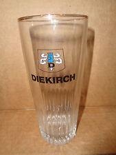 Vintage Diekirch Beer Glass - .25l