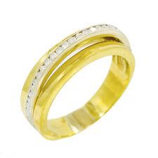 18K Yellow Gold 0.76Ct GVS1 Diamond Ring 7.1 Grams Ring Size 9.5