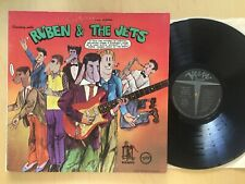 FRANK ZAPPA/THE MOTHERS OF INVENTION CRUISING WITH RUBEN & THE JETS VERVE EX LP