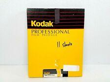"""Kodak T-MAX100 11 Sheets Tmax 100 8x10"""" B&W Large Format Film TMX 4052 Tmax 100"""