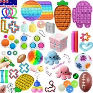 2-38pcs Fidget Toys Set Sensory Tools Bundle Stress Relief Kids Adults Toy Cheap