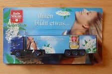 Modelo Camión CERVEZA transporte de SCANIA 124l 420 Rhön agua con gas HS 15