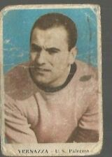 FIGURINE CALCIATORI  ATD ALBA TORTONA- PALERMO-VERNAZZA GIULIO - SOCCER CARD