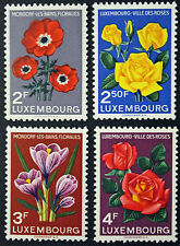 LUXEMBOURG timbres/Stamps Yvert et Tellier n°506 à 509 n** (z) (cyn8)