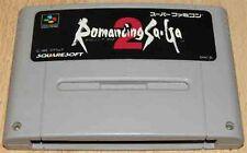 Super Famicom:  Romancing SaGa 2