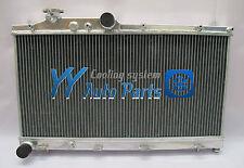 Aluminum Radiator for Subaru Impreza / WRX / STi MT 08-12 2CORE