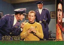 Star Trek Original TOS Season 1 Chase Character Log C41 Tomorrow Yesterday