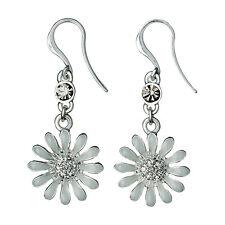 Pilgrim Ohrringe MARGUERITE, Mint, Flower Drop Earrings, 171316713 17131-6713