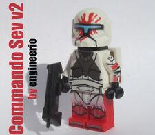 LEGO custom Star Wars Sev Commando v2 minifigures clone trooper