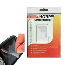 Hqrp Universal Screen Protector for Pda / Smartphones / Mobile Lcd screen