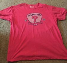 PHILADELPHIA Phillies t-shirt 1883 2015 soft XL MLB Citizens Bank Pk baseball