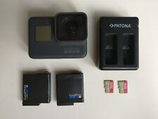GoPro Hero5 black - großes Zubehörpaket - Garantie