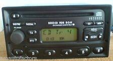 GENUINE FORD GALAXY 6000 CD RADIO UNIT + CODE 2000 to 2005 3 Months Warranty