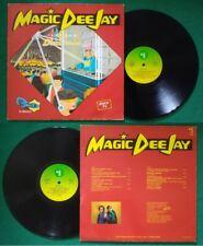 LP 33 Giri Compilation Magic Deejay ITALO DISCO ITALY 1984 no cd mc vhs