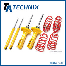 TA Technix SportFahrwerk 60/40mm -> Mercedes-Benz W201 190E 4-Zylinder