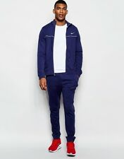 """NIKE Men's Crusader Tracksuit Top/Sweat in Navy Size M Chest 38-40"""""""