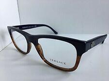 New Versace Mod. 9931 1851 Ambre 53mm Men's Eyeglasses Frames Italy