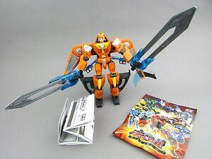 Mecha Martial Saga CYCRONE Complete Auldey Transformers Voyager Class
