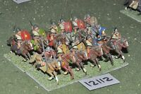 25mm classical / greek - ancient cavalry 12 cavalry - cav (12112)