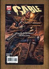 2008 Cable #1 NM- Rob Liefeld Variant Marvel Comics Swierczynski Ariel Olivetti