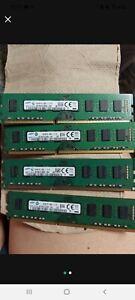 Samsung 32GB 4x8GB PC3-12800U Dell OptiPlex 7010 9010 7020 9020 990 XPS Memory