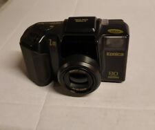 Konica Z-UP 80 Super Zoom 35mm film point and shoot camera lomo retro