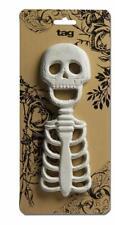 Skull Skeleton Cast Iron Bottle Opener Halloween Bar Accessory by TAG