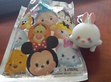 New Disney Figural Keyring Keychain Tsum Tsum Series 1- White Rabbit