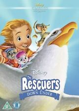 THE RESCUERS DOWN UNDER - LIMITED EDITION O RING SLEEVE  NEW / SEALED DVD