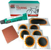 Small TT O1 REMA Touring Bicycle Tube Patch Repair Kit TT01 21