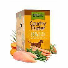 Country Hunter Free Range Chicken Dog Pouches - 150g - 204714