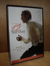 12 Years a Slave (DVD, 2015)Michael Kenneth Williams Michael Fassbender