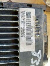 ENGINE ECM FITS 98-99 ASTRO 16250279
