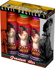Elvis Presley Aloha Gift Box Set- Set of 3 Bingo Daubers