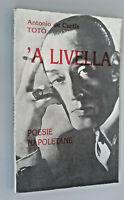 ' A Livella Poesie Napoletane - Totò Antonio De Curtis