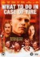 What to do in Case of Fire - Dutch Import  (UK IMPORT)  DVD NEW