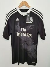 a0e29fa71 Real Madrid 2014-2015 Third Jersey Football Shirt ADIDAS F49264 M BNWT -  DRAGON