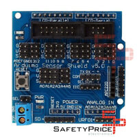 Sensor Shield V5 V5.0 Para Arduino Bluetooth Module Servo UNO MEGA SP