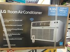 LG Window Air Conditioner Remote Control ENERGY STAR White 8000 BTU 115 Volt