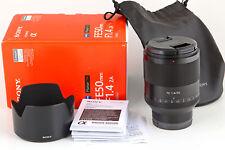 Sony Zeiss Planar T* FE 50 mm 1:1,4 ZA SEL50F14Z, MwSt ausw.
