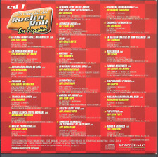 rare BALADA ROCK 60 70 CD sleeve TEEN TOPS Sinners HOOLIGANS Juniors MATEMATICOS