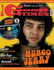 GoodTimes 3-2015 - Mungo Jerry-CD, Beatles, Bob Seger, Grobschnitt, Suzi Quatro