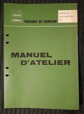 (301MB) Manuel d'Atelier - VOLVO - Caractéristiques du modèle 164.