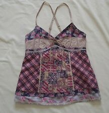 Women's Strappy Floral Cami Tops by Next 12 uk