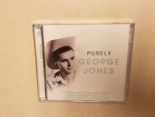 Purely George Jones by George Jones (2 CD, 2013 UK Import)