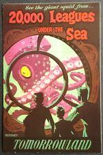 Vintage Disney Stickers - 20,000 Leagues Under the Sea - Mint Condition!!