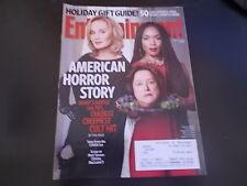 Jessica Lange, American Horror Story - Entertainment Weekly Magazine 2013