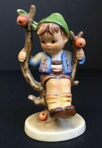 HUMMEL GOEBEL Apple Tree Boy Figurine 142 / 30